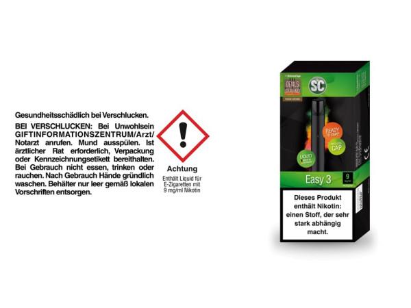 SC Easy 3 E-Zigaretten Set
